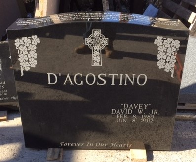 D'AGOSTINO FRONT