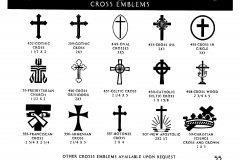 CROSS EMBLEMS 2