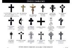 CROSS EMBLEMS