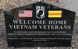 Black Vietnam Memorial