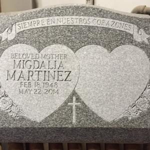 COMPLETED SLANT MARTINEZ